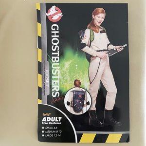 Women's ghostbusters costume